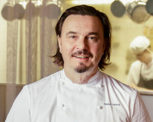 Pekka Terava chef